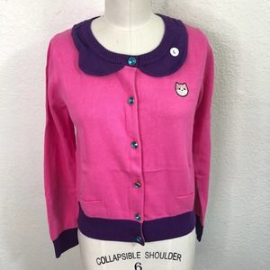 Adventure Time Princess Bubblegum Sweater Pink